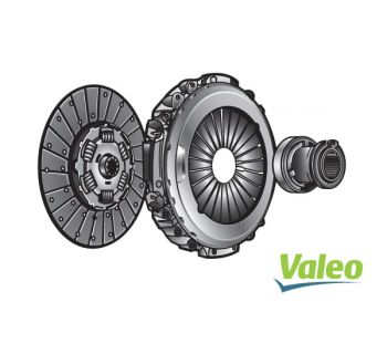 Kit d'embrayage VALEO 805087